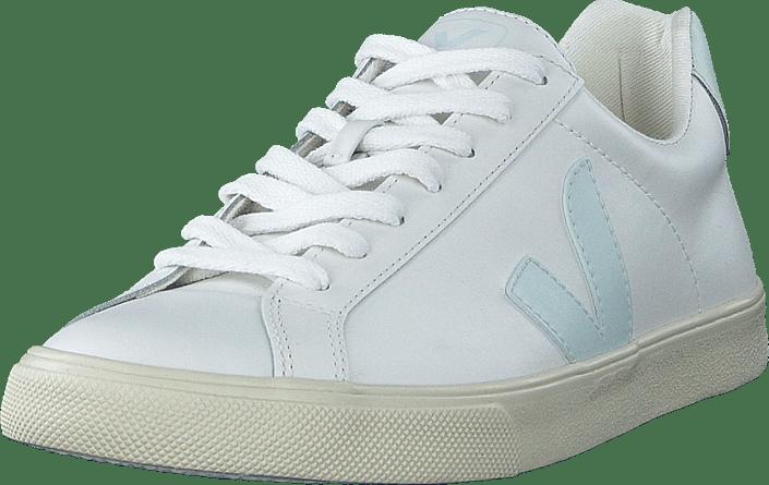 Haz un esfuerzo depositar Amante  Buy Veja Esplar Extra White/menthol Shoes Online | FOOTWAY.co.uk