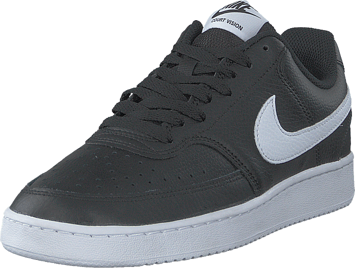 Nike - Court Vision Lo Black/white