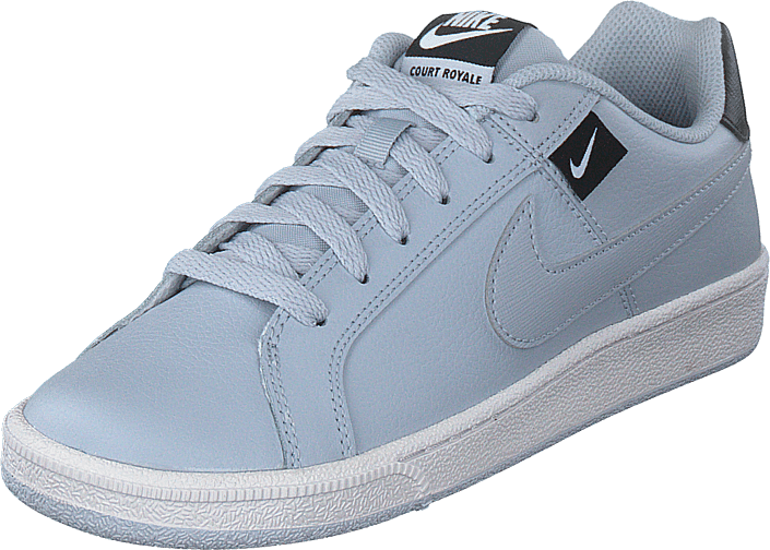 Nike - Court Royale Tab Sky Grey/sky Grey-black-white