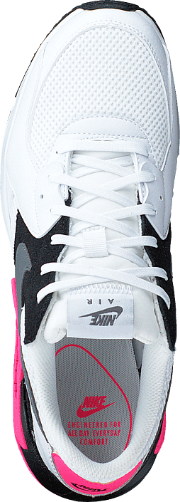 Nike Air Max Excee White Cool Grey Black Hyper Pink