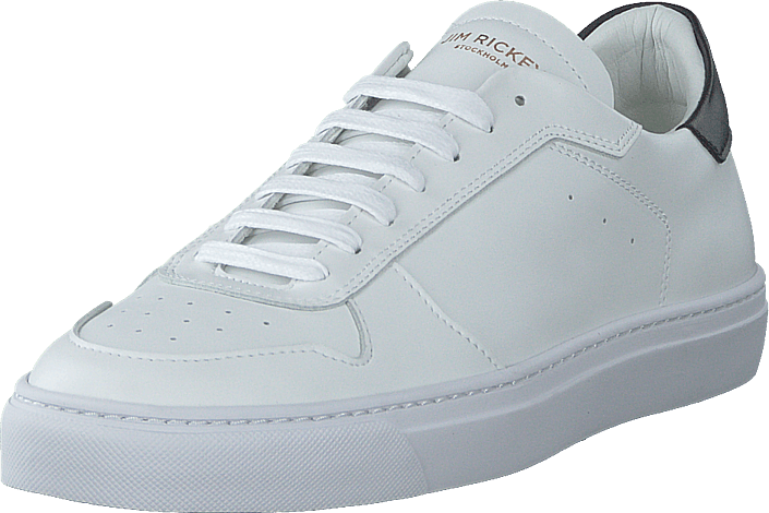 Jim Rickey - Wing Vegan White/black