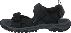 Targhee Iii Open Toe Sandal Black/grey
