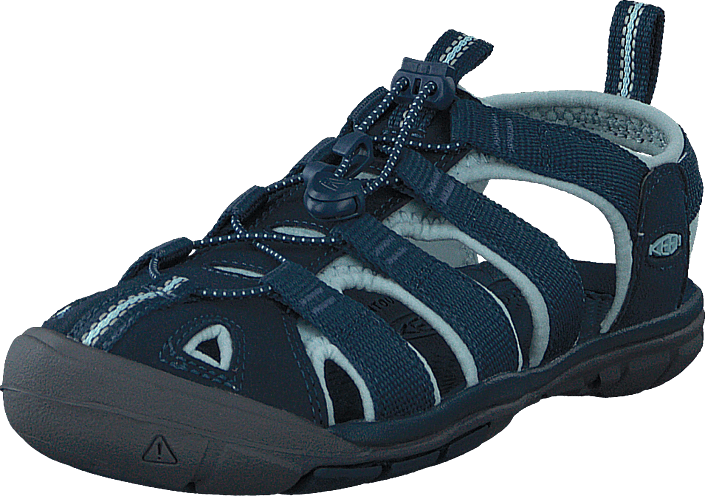 Keen - Clearwater Cnx Navy/blue Glow