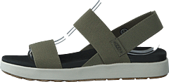 Elle Backstrap Dusty Olive