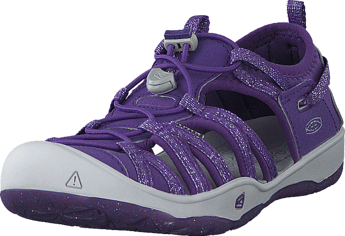 Keen - Moxie Sandal Youth Royal Purple/vapor
