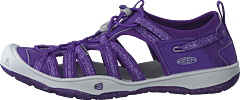 Moxie Sandal Youth Royal Purple/vapor