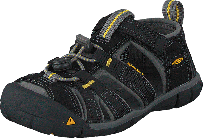 Keen - Seacamp Ii Cnx Children Black/yellow