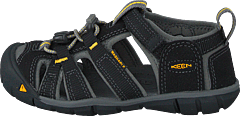 Seacamp Ii Cnx Children Black/yellow