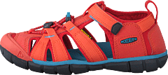 Seacamp Ii Cnx Youth Coral/poppy Red