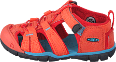 Seacamp Ii Cnx Tots Coral/poppy Red