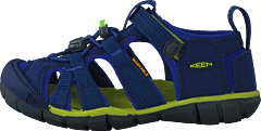 Seacamp Ii Cnx Children Blue Depths/chartreuse