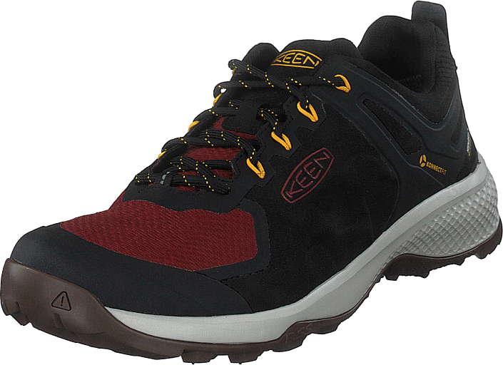 Keen - Explore Wp Black/fired Brick