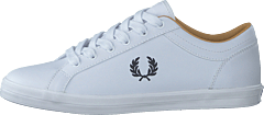 Kjøp Fred Perry B721 Leather Porcelain sko Online | FOOTWAY.no