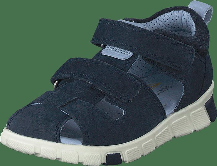 Mini Stride Sandal Navy