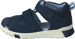 Mini Stride Sandal Navy