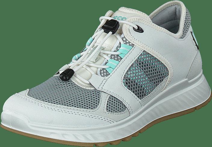 Shadow White ECCO Womens Exostride Shoe