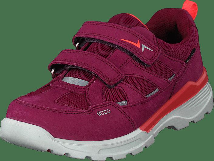 Ecco - Urban Hiker Red Plum