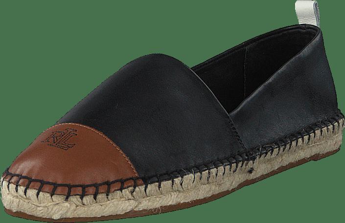 Dorian Black/deep Saddle Tan