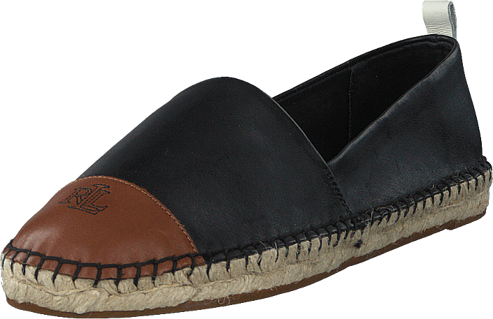 Polo Ralph Lauren - Dorian Black/deep Saddle Tan