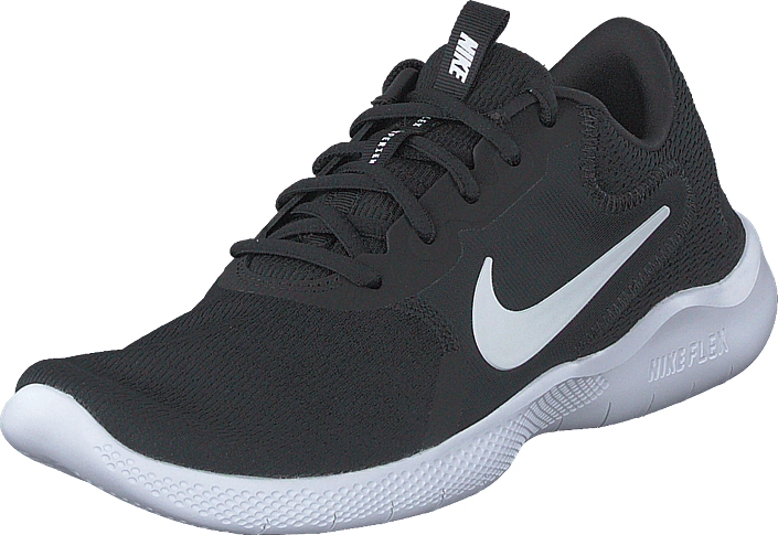 Nike - Flex Experience Rn 9 Black/white-dk Smoke Grey