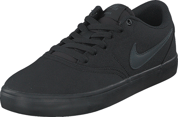 Nike - Sb Check Solar Canvas Black/anthracite
