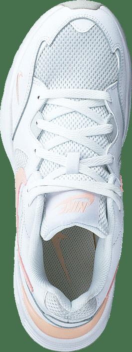 Kjøp Nike Wmns Air Max Fusion White/washed Coral-photon Dust Sko Online