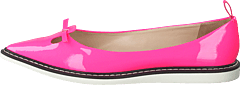 The Mouse Shoe Neon Pink