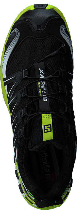 Xa Pro 3d Gtx Black/lime Green/wht