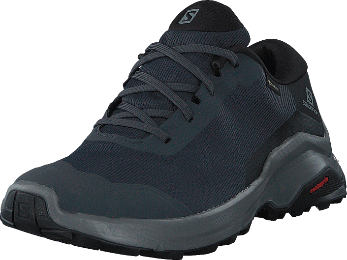 Salomon - X Reveal Gtx W Ebony/black/quiet Shade