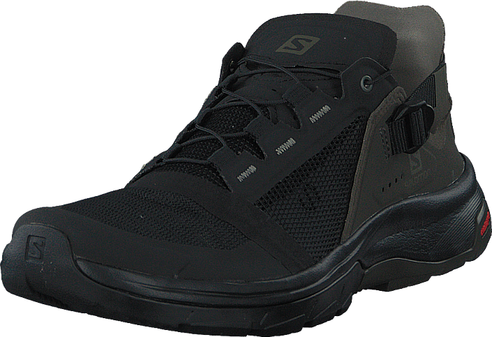 Salomon - Tech Amphib 4 Black/beluga/castor Gray