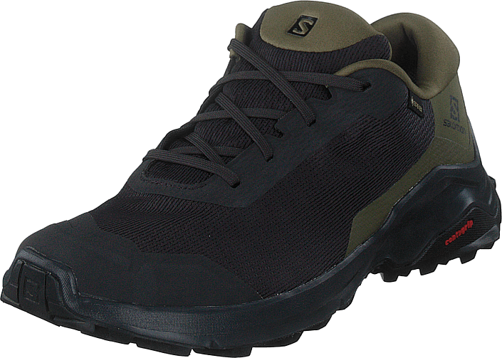Salomon - X Reveal Gtx Phantom/burnt Olive/black
