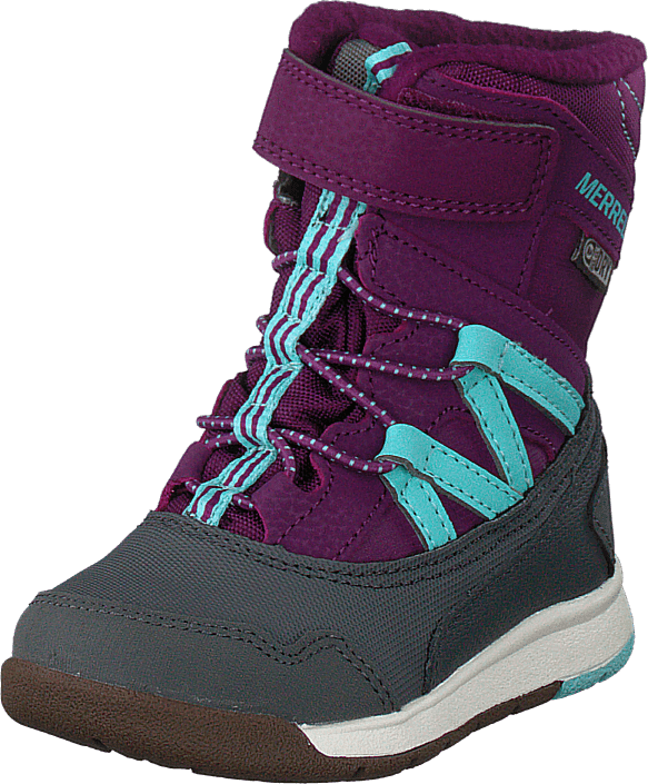 Merrell - Snow Crush Wtpf Purple/turquoise