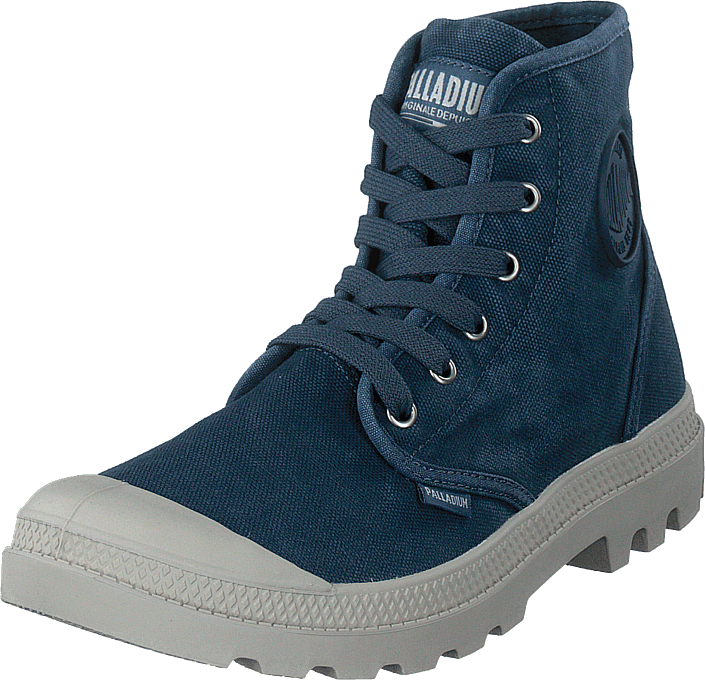 Palladium - Pampa Hi Men Blue Denim
