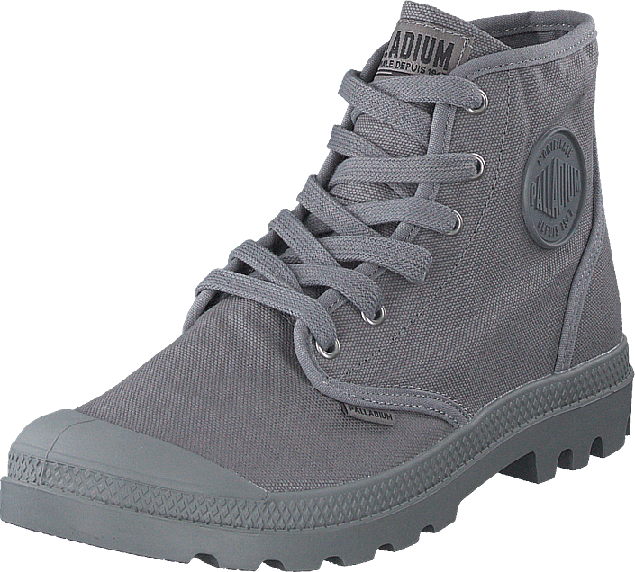 Palladium - Pampa Hi Men Titanium