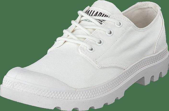 Palladium - Pampa Ox Organic Star White