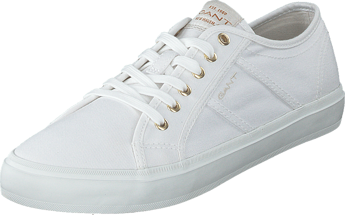 Gant - Pinestreet Low Laceshoes G29 - White