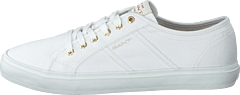 Pinestreet Low Laceshoes G29 - White