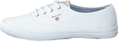 Preptown Low Lace Shoes G290 - Bright White