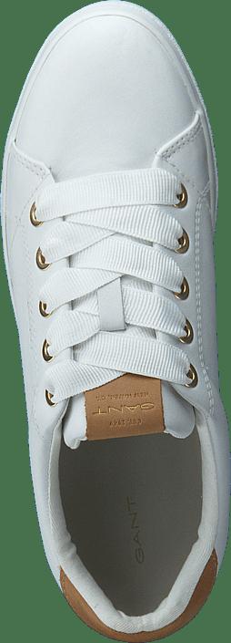 Gant Avona Sneaker G290 - Bright White Scarpe Online
