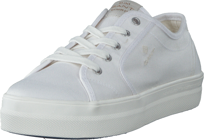 Leisha Low Lace Shoes G29 - White