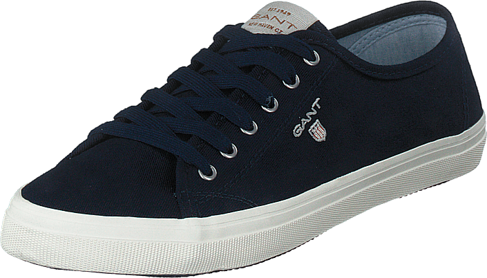 Preptown Low Lace Shoes G69 - Marine