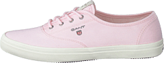 Preptown Low Lace Shoes G583 - Blossom Pink