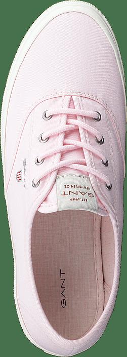 Kjøp Gant Preptown Low Lace Shoes G583 - Blossom Pink Sko Online