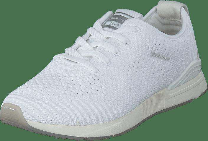 Gant - Brentoon Sneaker G29 - White
