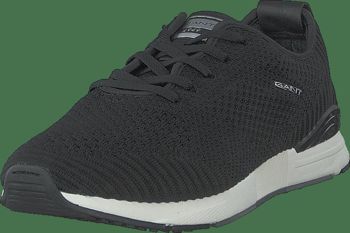 Gant - Brentoon Sneaker G00 - Black