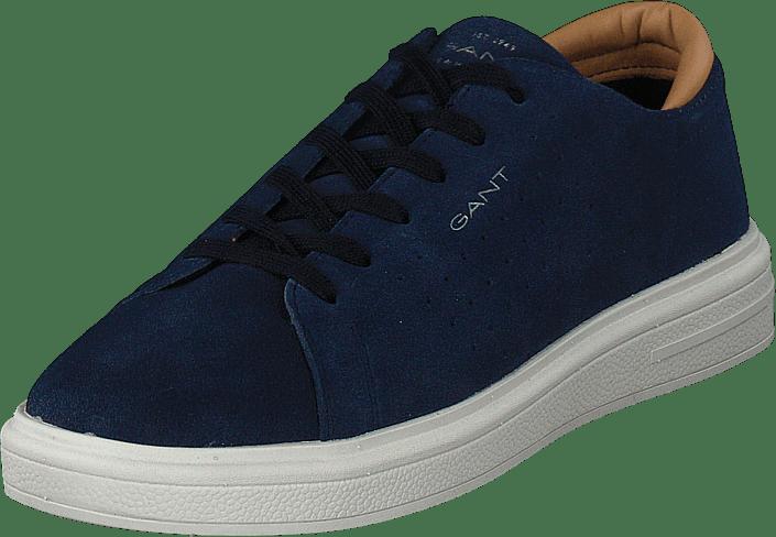 Gant - Fairville Low Lace Shoes G69 - Marine