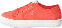 Leisha Low Lace Shoes G493 - Clementine