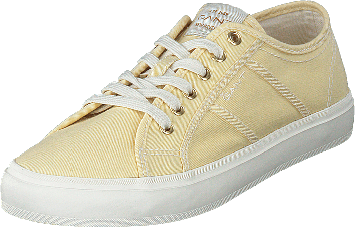 Gant - Pinestreet Low Laceshoes G301 - Light Yellow