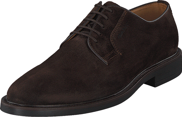 Gant - St Akron Low Lace Shoes G46 - Dark Brown