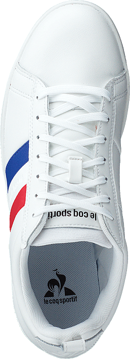 Kjøp Le Coq Sportif Courtclassic Flag Optical White Sko Online